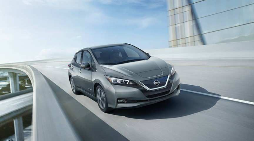82 New 2020 Nissan Leaf Configurations