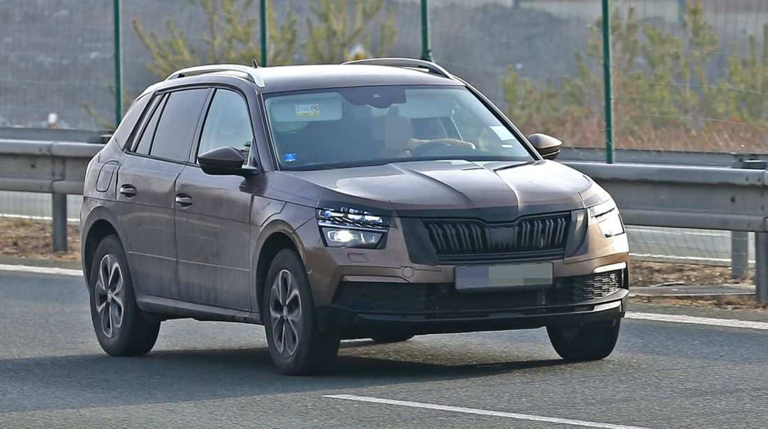 82 New 2020 Skoda Roomster Concept And Review
