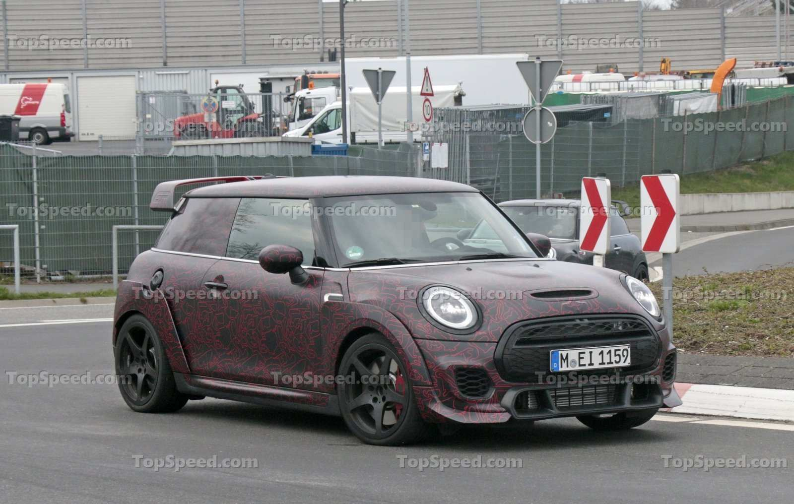 82 New 2020 Spy Shots Mini Countryman Review And Release Date