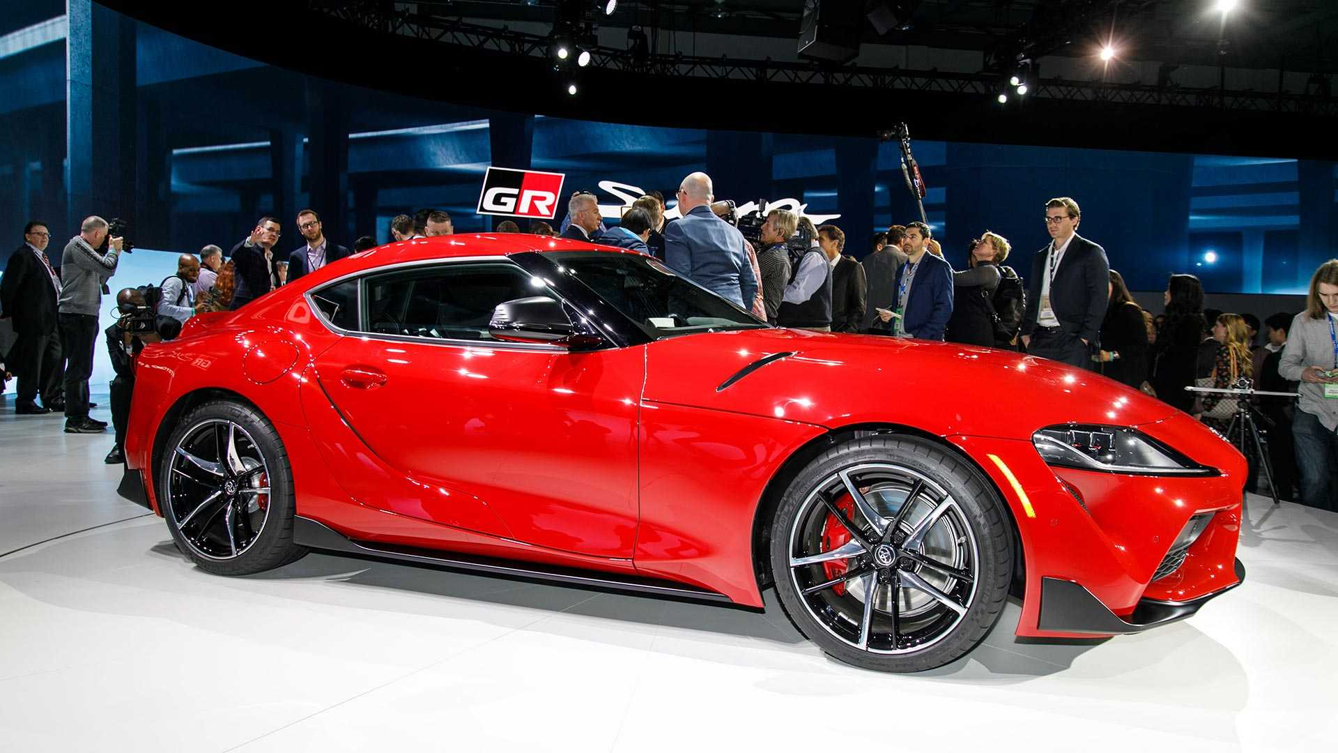 82 New 2020 Toyota Supra Performance And New Engine