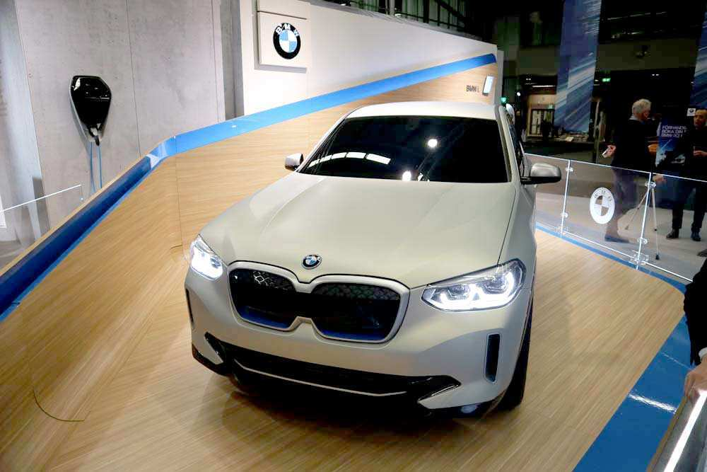 82 New BMW Elbil 2020 New Model And Performance