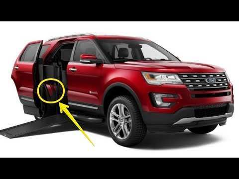 82 New Ford Explorer 2020 Release Date Redesign And Concept