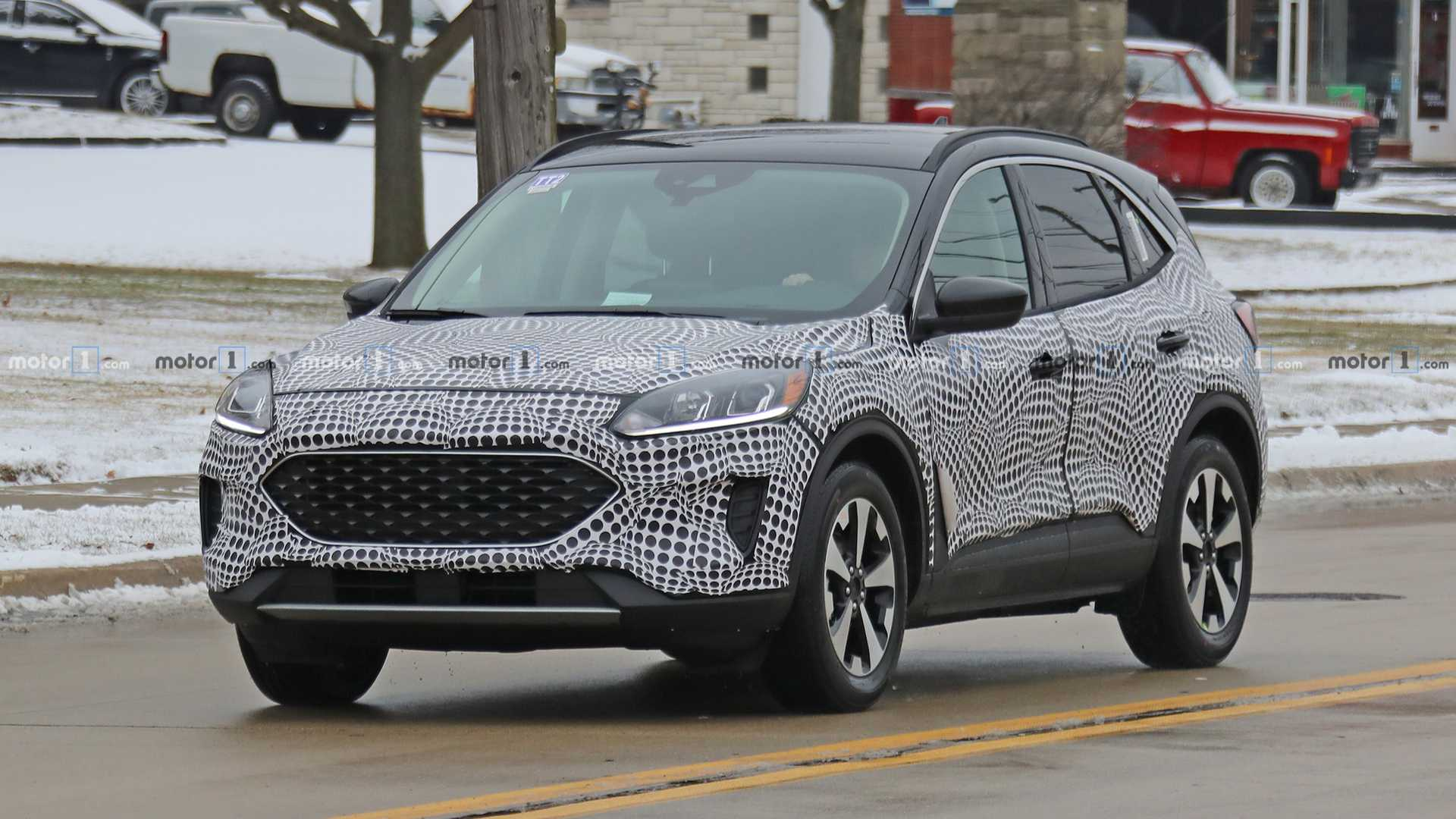 82 New Ford Hybrid Escape 2020 Price