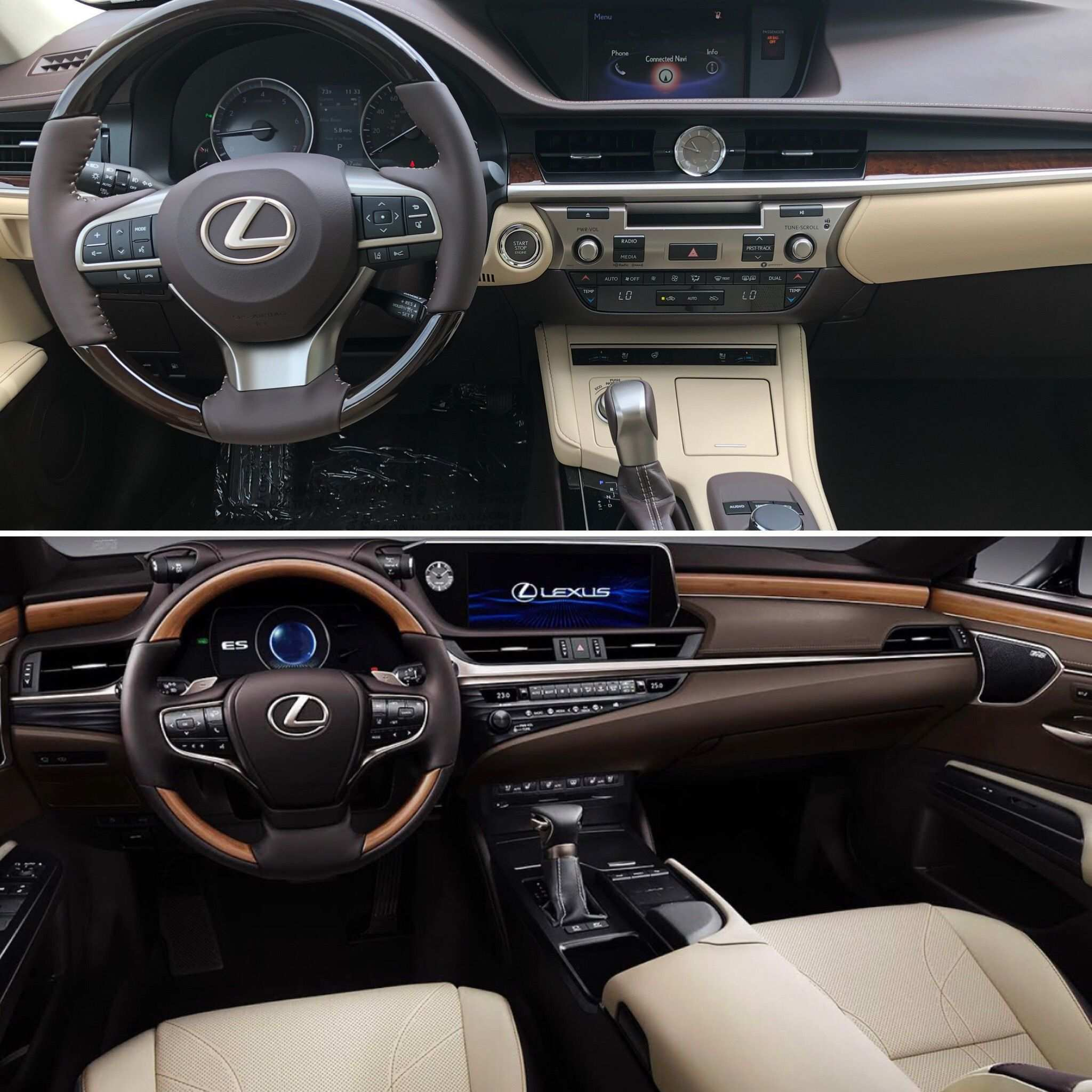 82 New Lexus Es 2019 Vs 2018 New Review