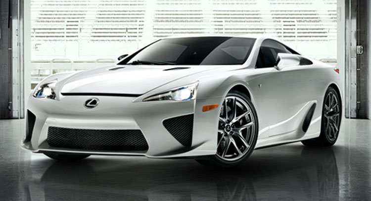 82 New Lexus Lfa 2019 Performance And New Engine
