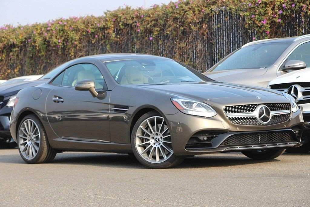 82 New Mercedes Slc 2019 New Model And Performance