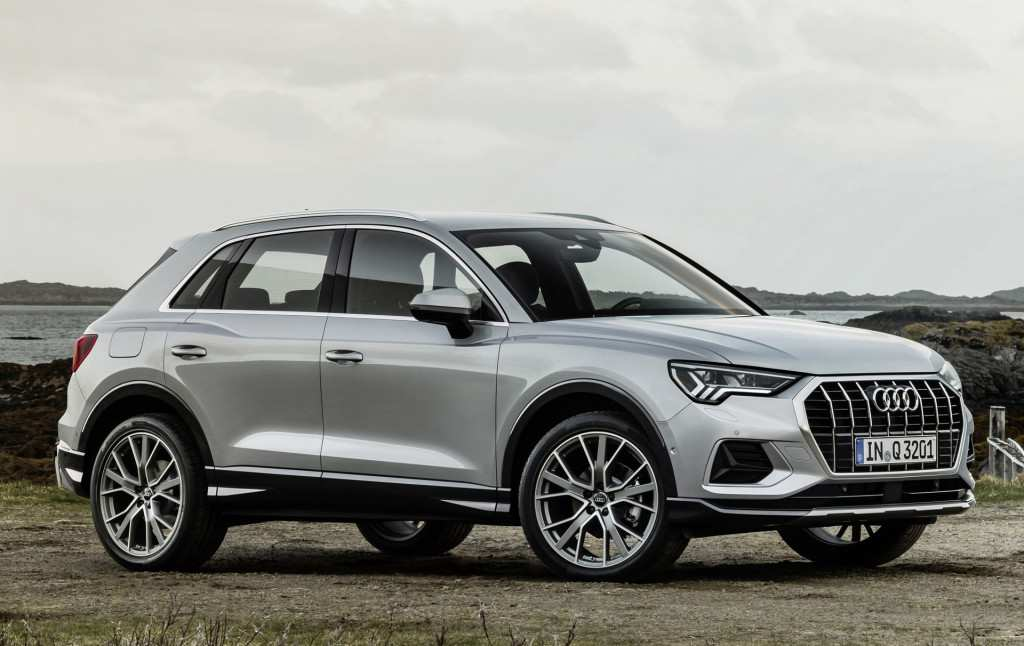 82 The 2019 Audi Q3 Images