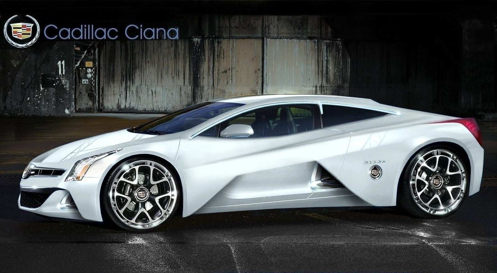 82 The 2019 Cadillac Ciana Pictures