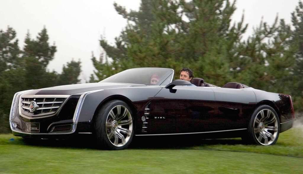 82 The 2019 Cadillac Deville Coupe Redesign And Concept