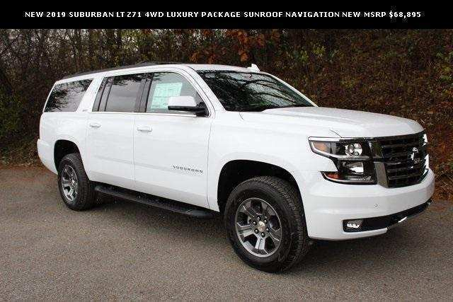 82 The 2019 Chevy Suburban Z71 Price And Release Date