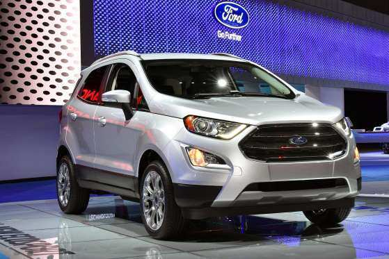 82 The 2019 Ford Ecosport New Concept