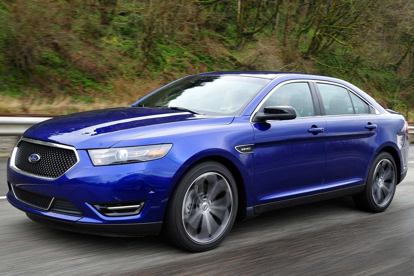 82 The 2019 Ford Taurus Sho Overview