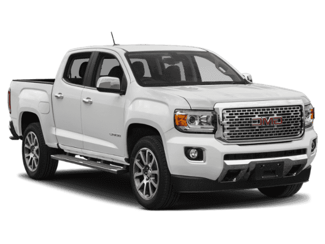 82 The 2019 GMC Canyon Interior