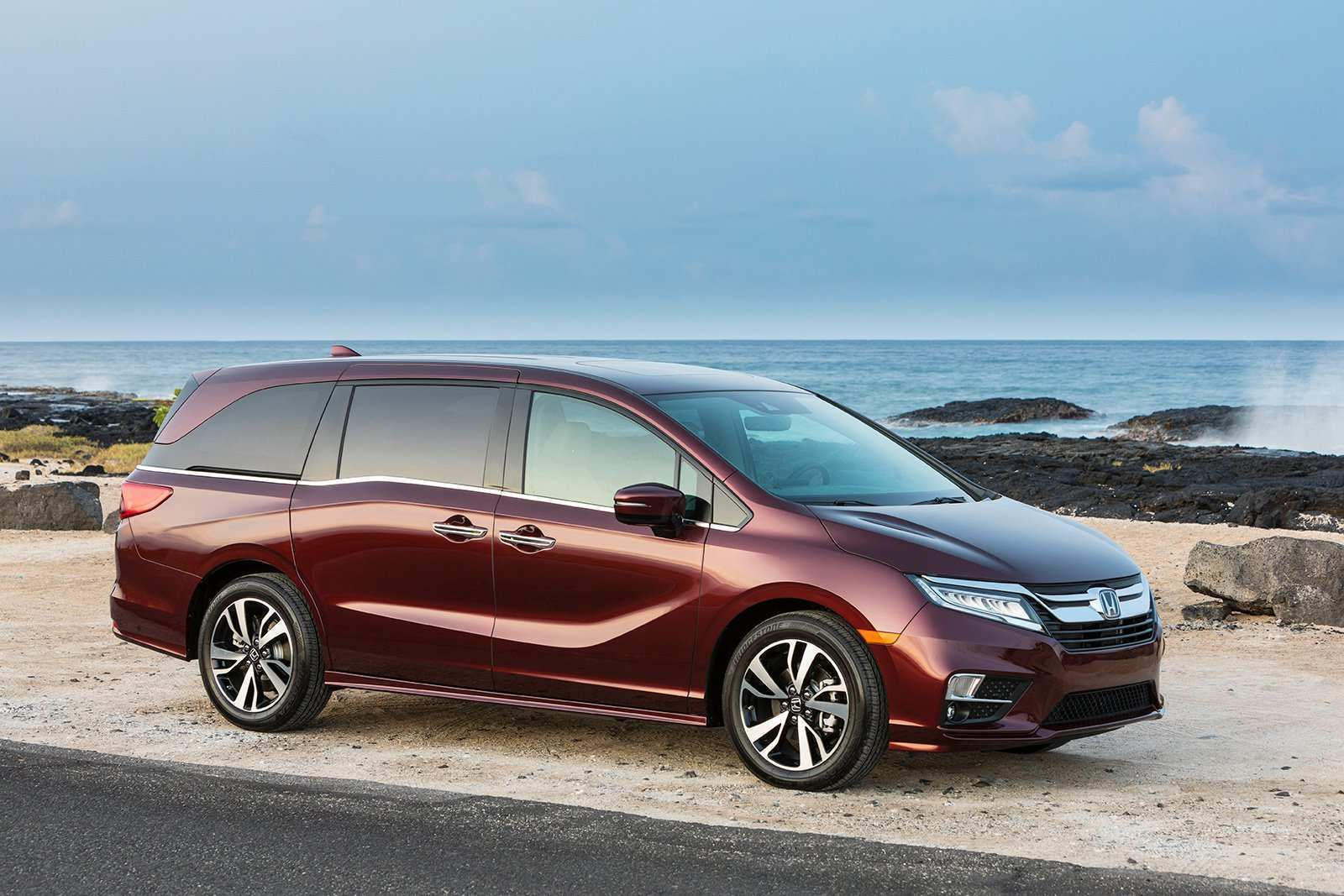 82 The 2019 Honda Odyssey First Drive
