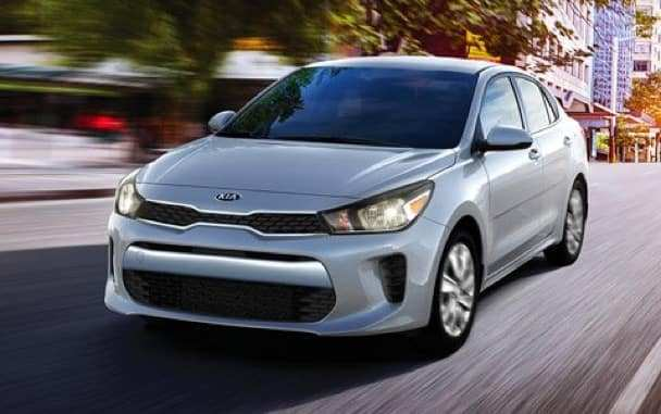 82 The 2019 Kia Rio Ratings