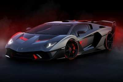 82 The 2019 Lamborghini Ankonian First Drive