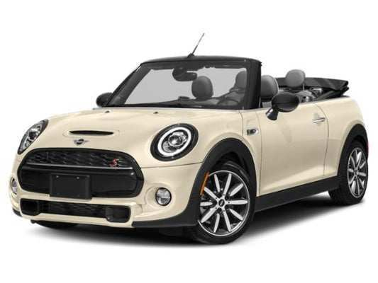 82 The 2019 Mini Cooper Convertible S Spy Shoot