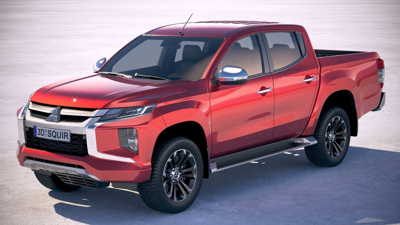 82 The 2019 Mitsubishi L200 First Drive