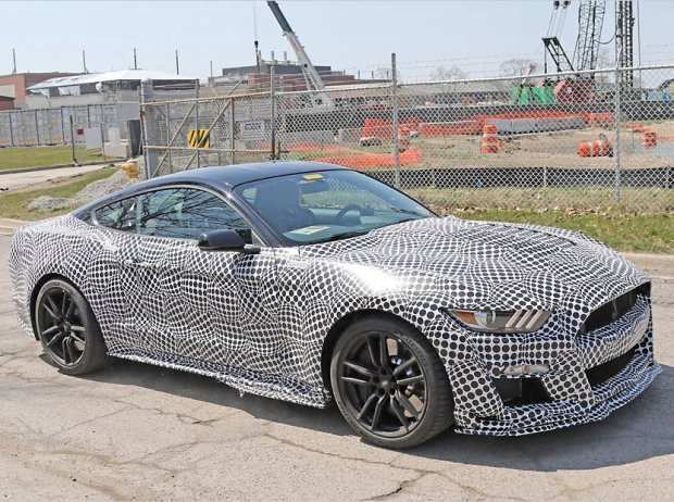82 The 2019 Mustang Gt500 History