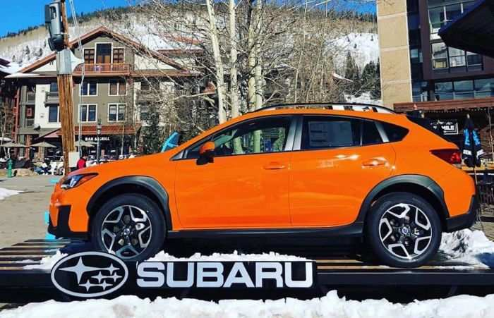 82 The 2019 Subaru Crosstrek Kbb Specs And Review