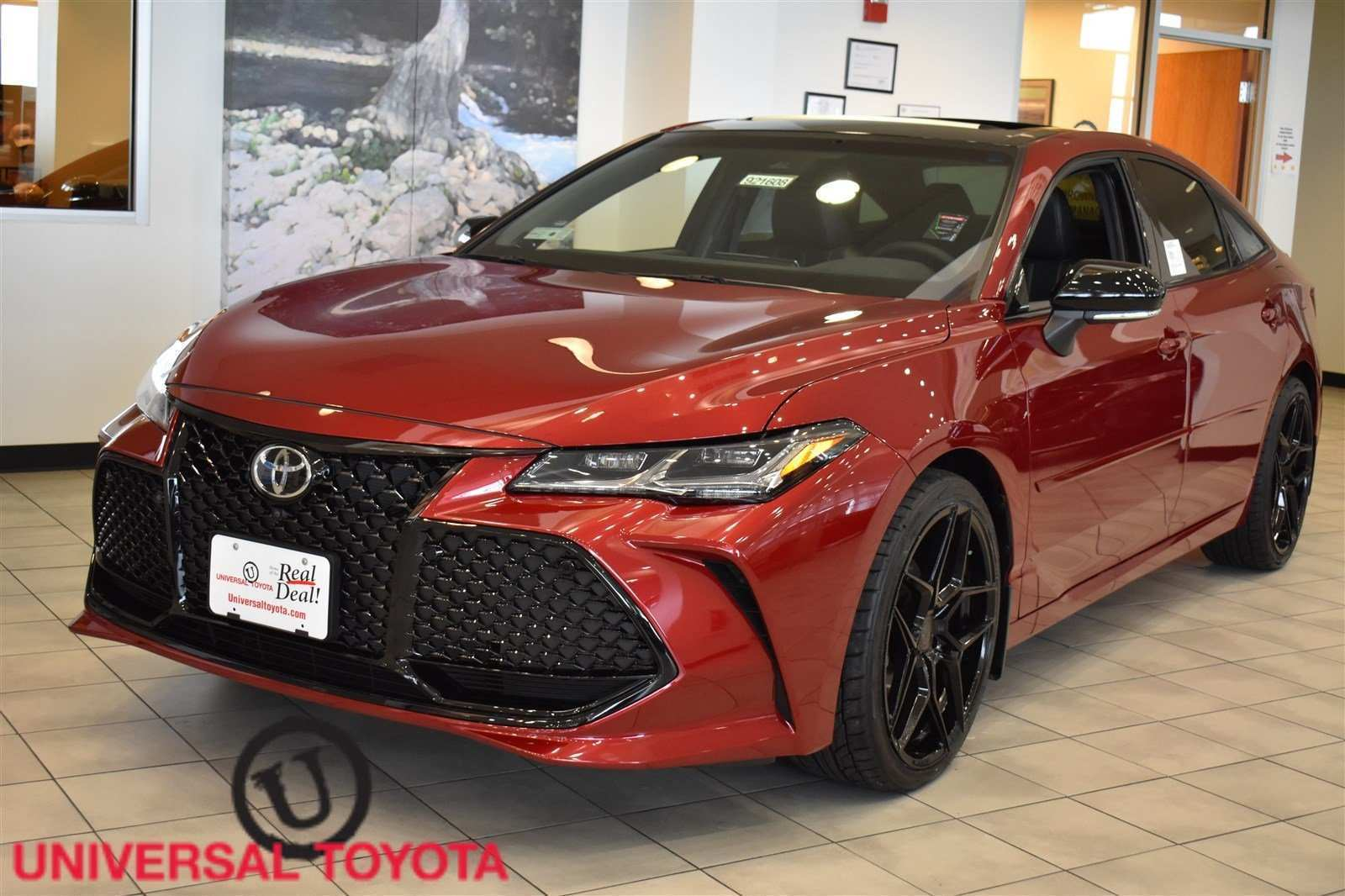 82 The 2019 Toyota Avalon Performance and New Engine
