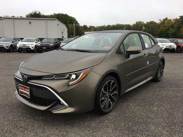 82 The 2019 Toyota Corolla Hatchback Interior