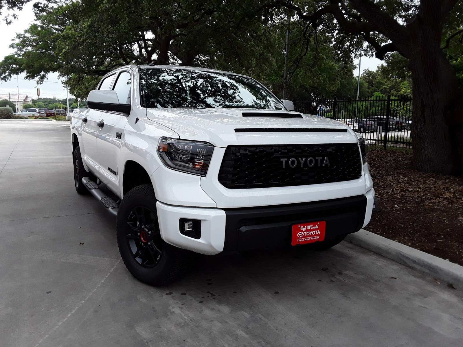 82 The 2019 Toyota Tundra Trd Pro Wallpaper