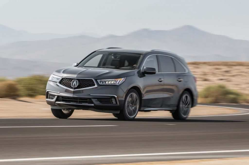 82 The 2020 Acura MDX Hybrid Configurations