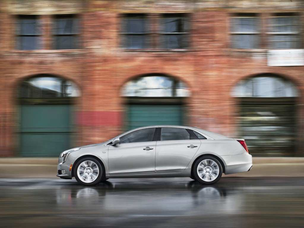 82 The 2020 Cadillac Xts Premium New Review