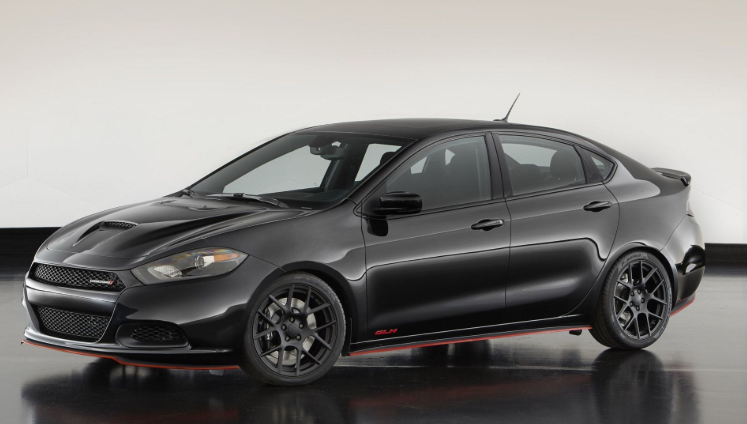 82 The 2020 Dodge Dart Configurations