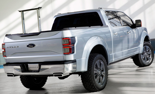 82 The 2020 Ford Atlas Engine New Model And Performance