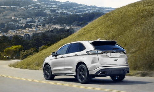 82 The 2020 Ford Edge Sport Photos