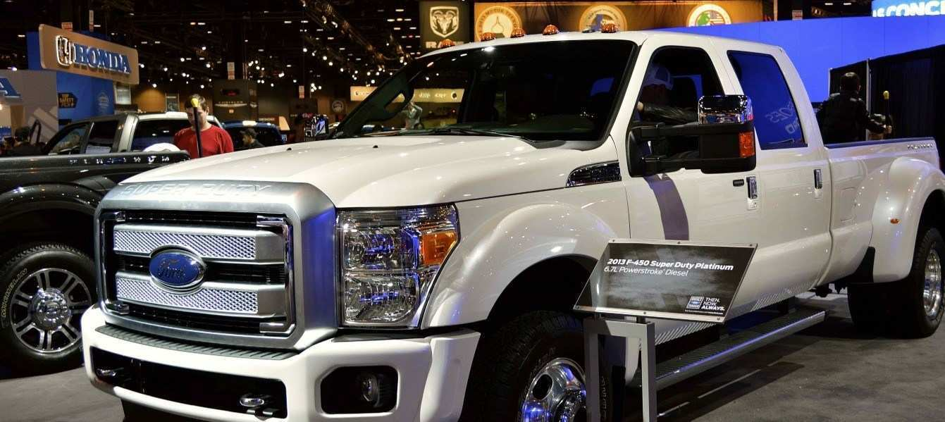 82 The 2020 Ford F450 Super Duty Picture