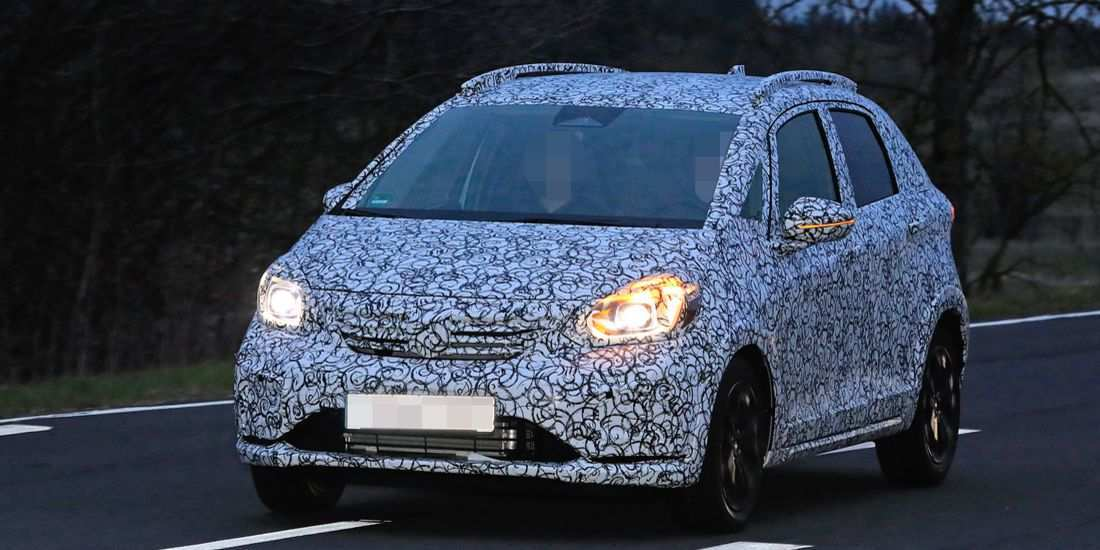 82 The 2020 Honda Jazz Release Date