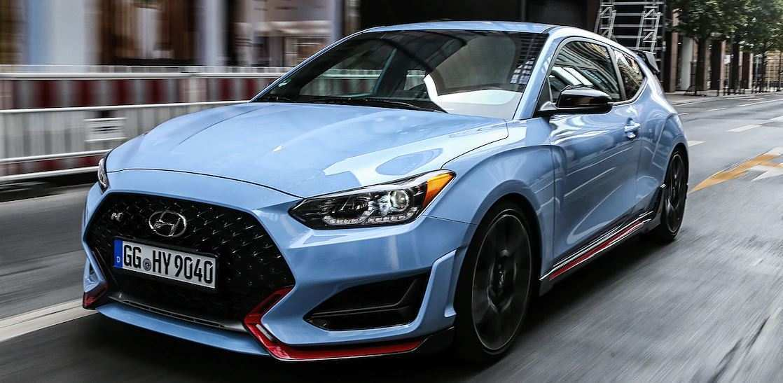 82 The 2020 Hyundai Veloster Redesign