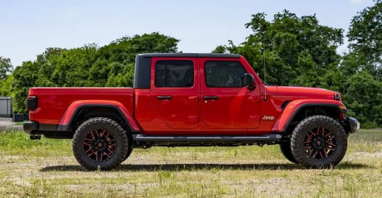 82 The 2020 Jeep Gladiator Lift Kit Price And Release Date