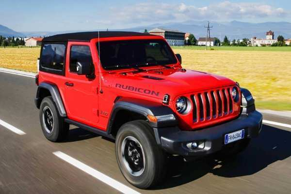 82 The 2020 Jeep Wrangler Jl Exterior and Interior