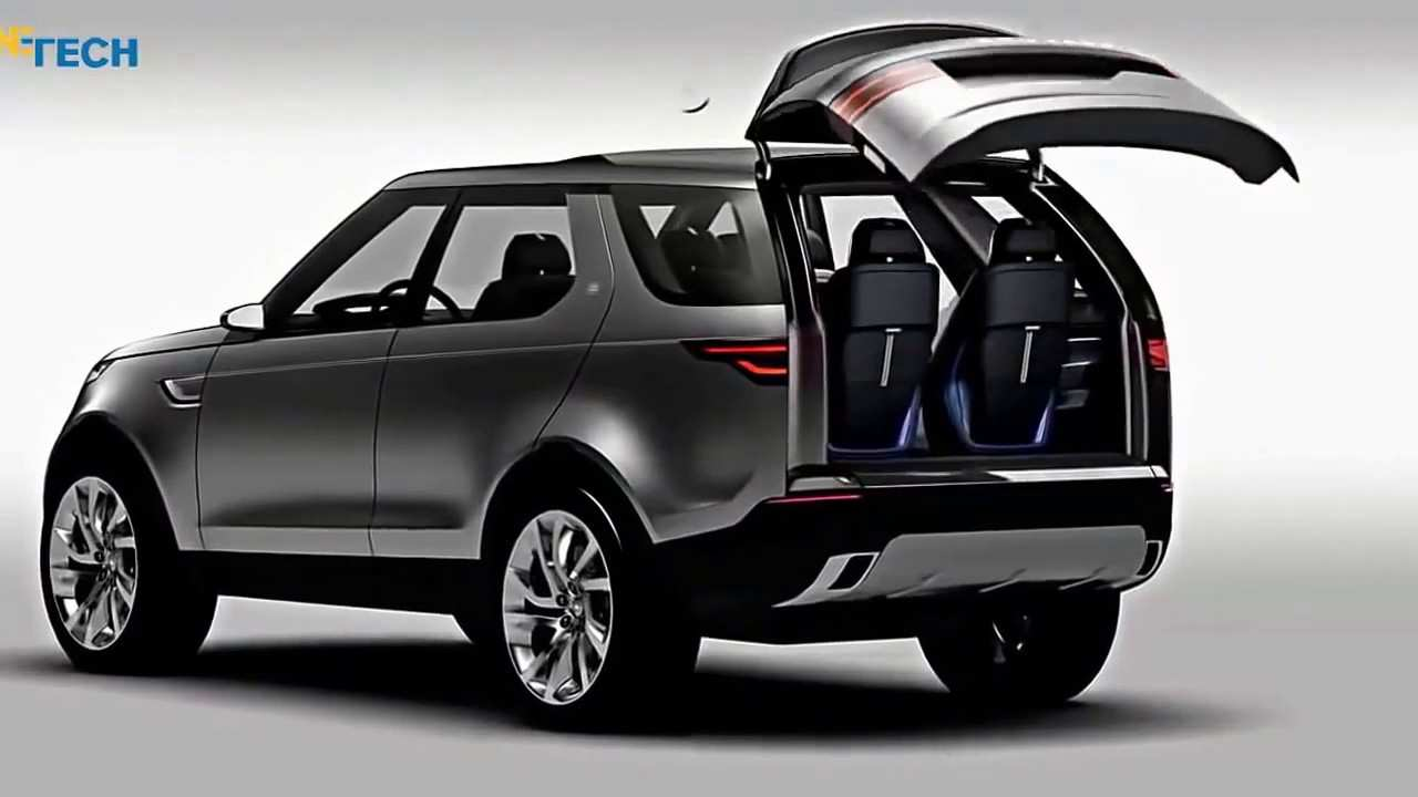 82 The 2020 Land Rover Discovery New Concept