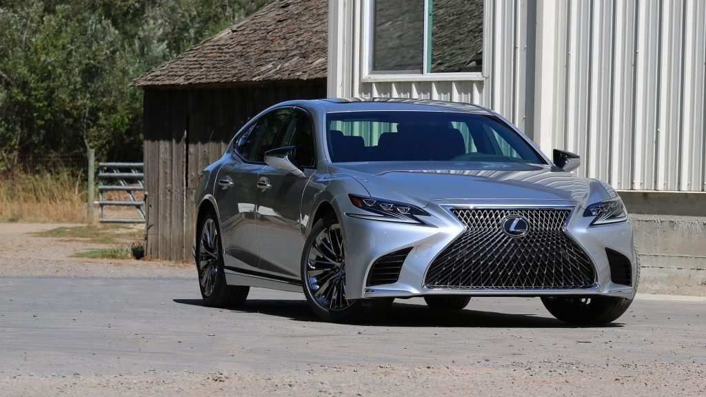 82 The 2020 Lexus LSs Review And Release Date