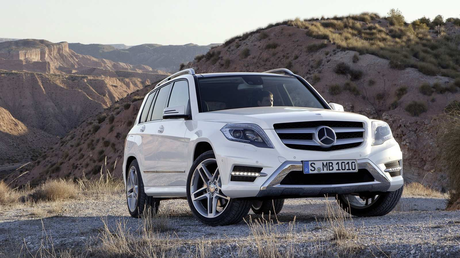82 The 2020 Mercedes GLK Overview