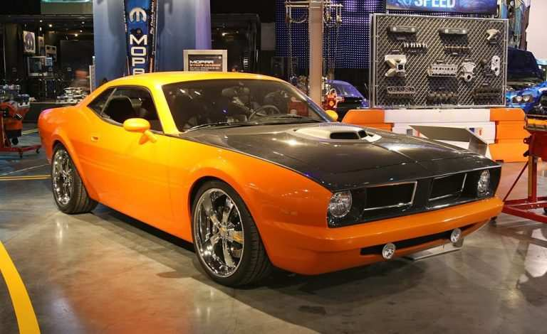 82 The 2020 Plymouth Barracuda New Review