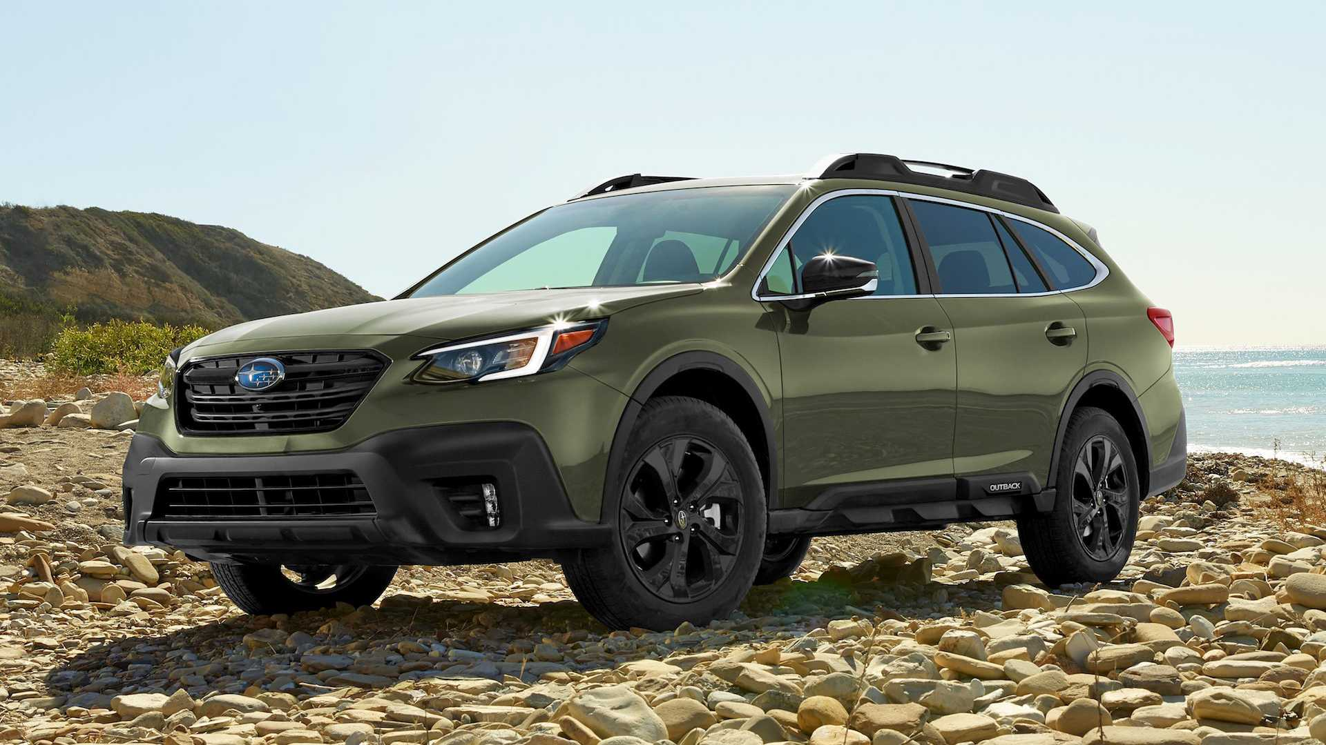 82 The 2020 Subaru Outback Turbo Performance And New Engine