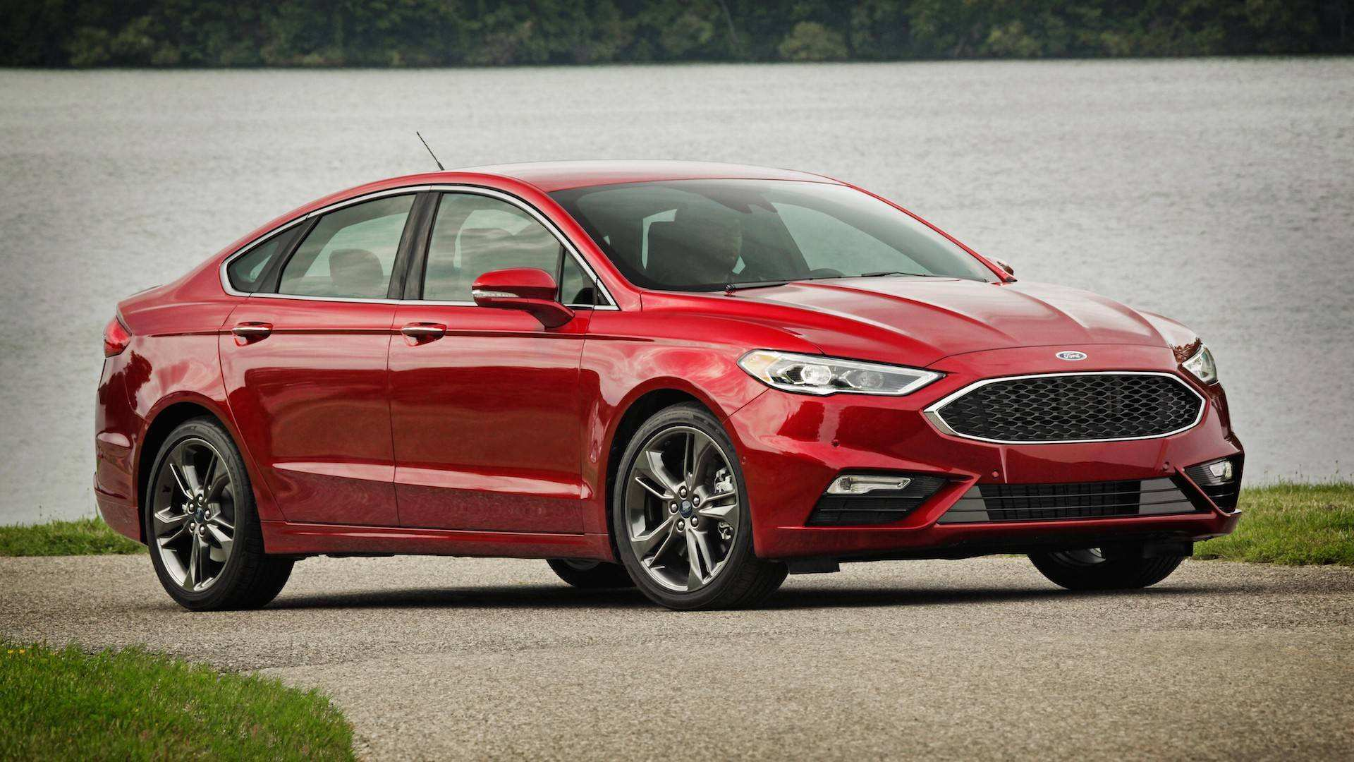 82 The 2020 The Spy Shots Ford Fusion Price
