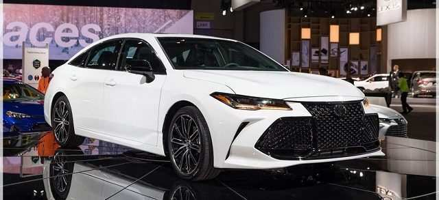 82 The 2020 Toyota Avalon Hybrid Release Date