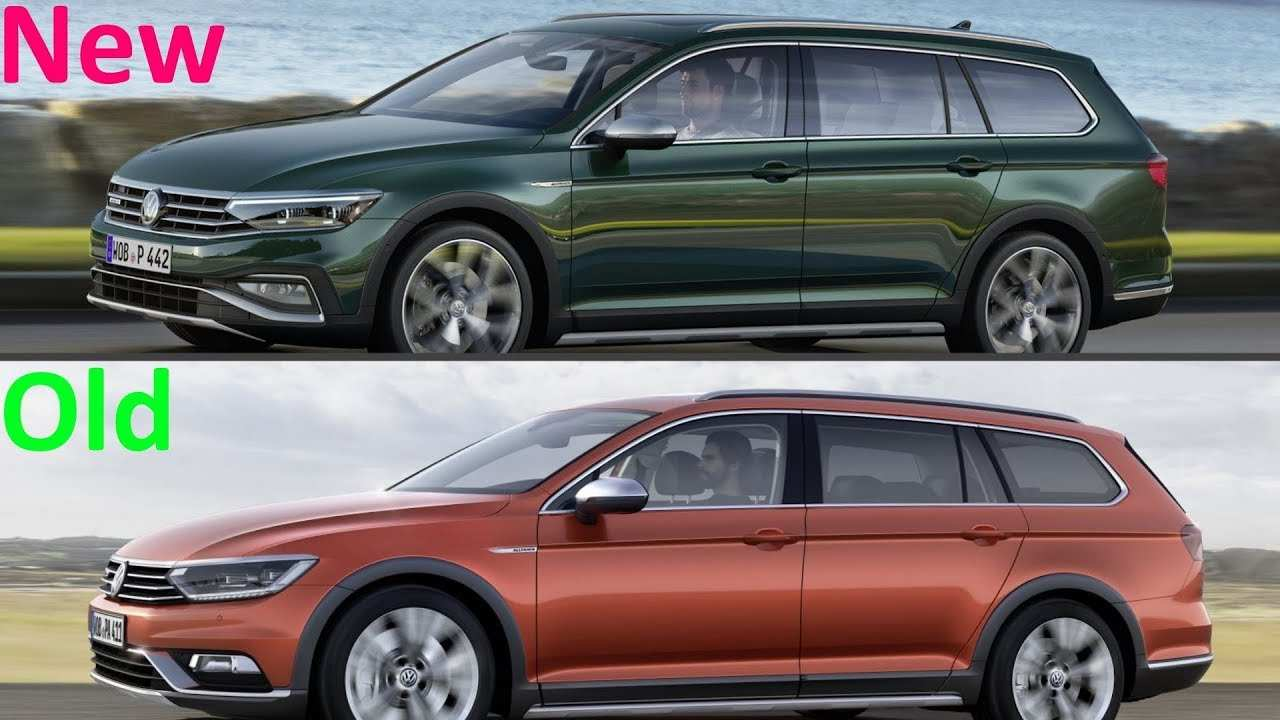 82 The 2020 Vw Passat Alltrack Price And Review