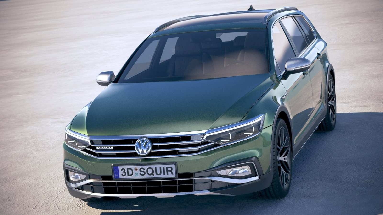 82 The 2020 Vw Passat Alltrack Redesign