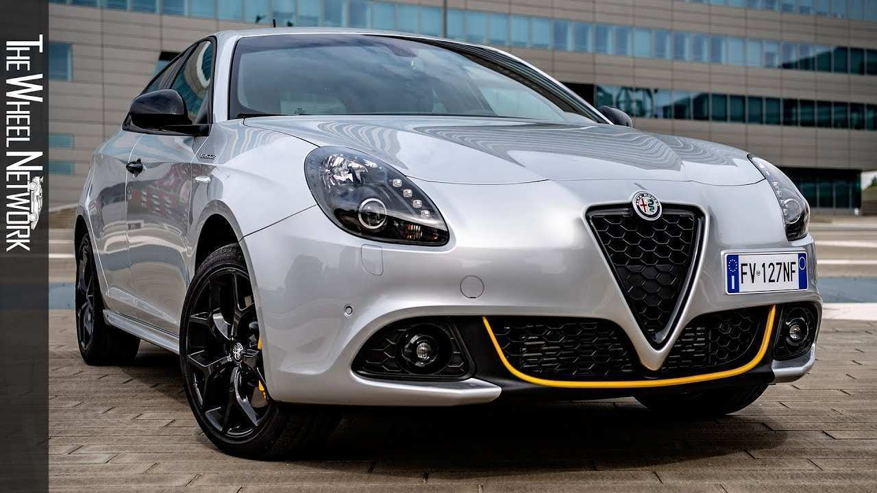 82 The Best 2019 Alfa Romeo Giulietta Price And Review