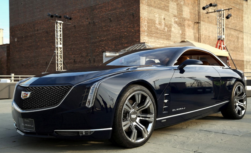 82 The Best 2019 Cadillac Elmiraj Redesign
