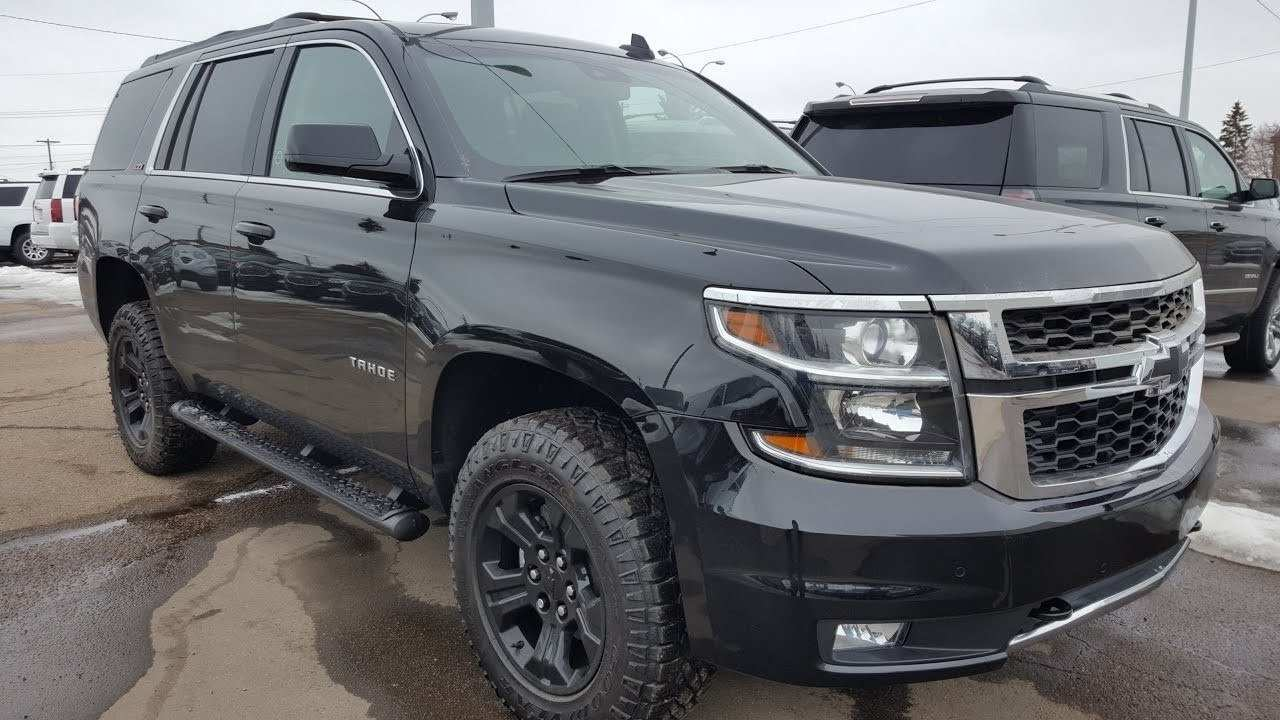 82 The Best 2019 Chevy Tahoe Z71 Ss Redesign And Review