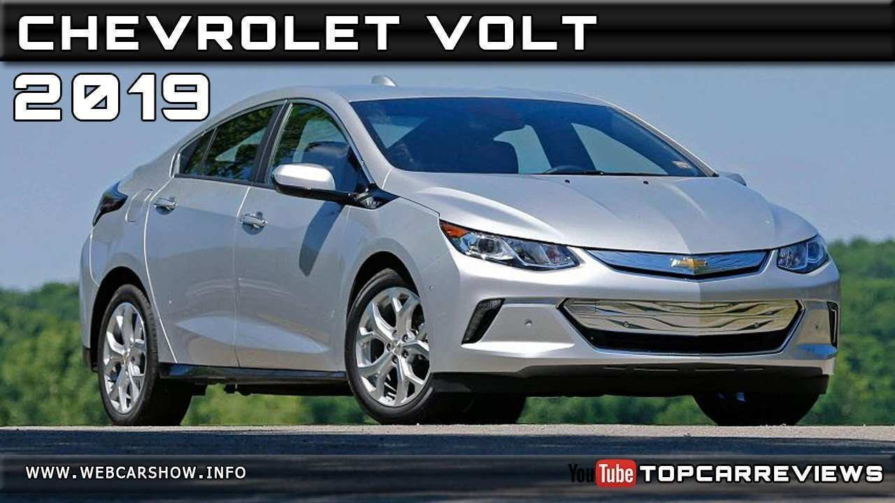82 The Best 2019 Chevy Volt New Concept